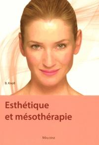 Britta Knoll - Esthétique et mésothérapie - En beauté pour se sentir bien.