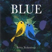 Britta Teckentrup - Blue.