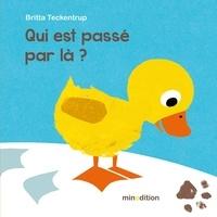 Britta Teckentrup - Qui est passé par là ?.