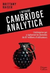 Livres de fichiers pdf gratuits à télécharger gratuitement L'affaire Cambridge Analytica in French 9791033904847