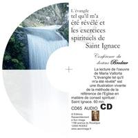 Brodeur - L´ÉVANGILE TEL...ET LES EXERCICES SPIRITUELS DE ST IGNACE - CD ENSEIGNEMENT AUDIO.
