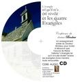Brodeur - L´ÉVANGILE TEL...ET LES QUATRE EVANGILES - CD ENSEIGNEMENT AUDIO.