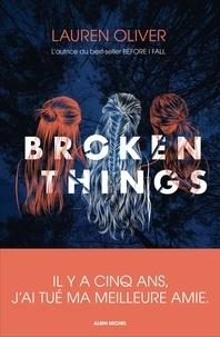 Téléchargement gratuit de livres de qualité Broken things par