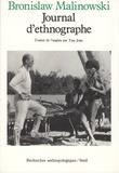 Bronislaw Malinowski - Journal d'ethnographe.