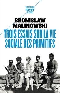 Bronislaw Malinowski - .