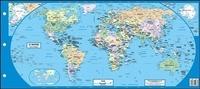 Broquet - Carte géographique - Planche.