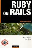 Bruce A. Tate - Ruby on rails - Vite et efficace.