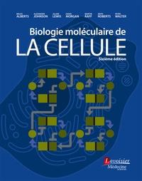 Bruce Alberts et Alexander Johnson - Biologie moléculaire de la cellule.