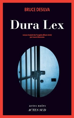 Bruce DeSilva - Dura Lex.