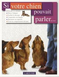 Si votre chien pouvait parler....pdf