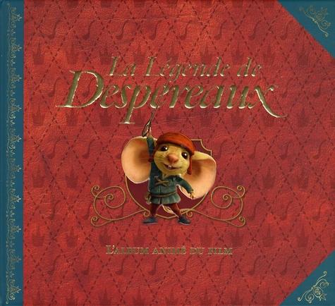 Bruce Foster - La Légende de Despereaux - L'album animé du film.
