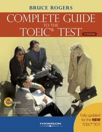 Bruce Rogers - Complete Guide to the TOEIC Test.