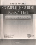 Bruce Rogers - Complete Guide to the TOEIC Test - Audio Script & Answer Key.