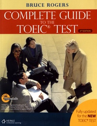 Bruce Rogers - Complete Guide to TOEIC Test. 5 CD audio