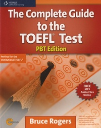 Bruce Rogers - The Complete Guide to the TOEFL Test - PBT Edition.