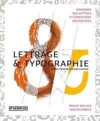 Lettrage & Typographie - Dessiner des lettres, concevoir des polices.pdf