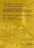 Brüche und Kontinuitäten 1933-1938-1945 - Fallstudien zu Verwaltung und Bibliotheken.