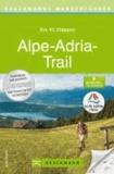 Bruckmanns Wanderführer Alpe-Adria-Trail.