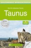Bruckmanns Wanderführer Taunus.