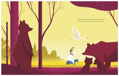 Le voyage de grand ours de Brun-cosme/sebastien pelon Nadine - Livre -  Decitre