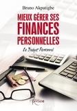 Bruno Akpatigbe - Mieux gérer ses finances personnelles - Le budget personnel.