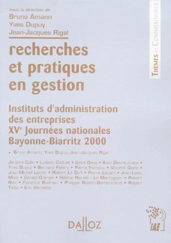 Bruno Amann et Yves Dupuy - .