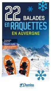 Ebooks télécharger epub 22 balades en raquettes en Auvergne PDB RTF par Bruno Andrieux 9782844665133 (Litterature Francaise)