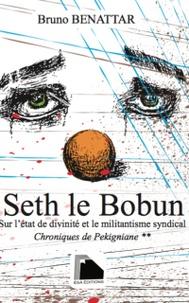 Bruno Benattar - Chroniques de Pekigniane Tome 2 : Seth le Bobun - Sur l'état de divinité et du militantisme syndical.