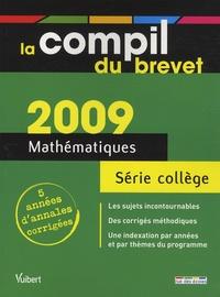 Bruno Benitah et Lionel Cuaz - Mathématiques - Série collège.