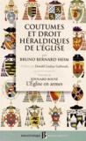 Bruno-Bernard Heim - Coutumes et droit héraldiques de l'Eglise.