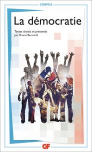 Bruno Bernardi - La démocratie - Prépas scientifiques.