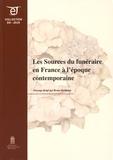 Bruno Bertherat - Les sources du funéraire en France à l'époque contemporaine.