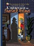 Bruno Bertin - Les Aventures de Vick et Vicky Tome 21 : L'héritage de Sherlock Holmes.