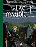 Bruno Bertin - Les Aventures de Vick et Vicky Tome 22 : Le lac maudit.