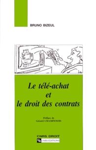 Bruno Bizeul - Le télé-achat et le droit des contrats.