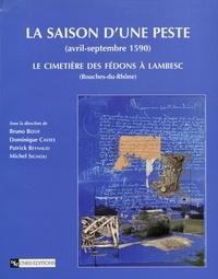 Bruno Bizot et Dominique Castex - La saison d'une peste (avril-septembre 1590) - Le cimetière des Fédons à Lambesc (Bouches-du-Rhône).