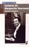 Bruno Blanckeman - Lectures de Marguerite Yourcenar - Mémoires d'Hadrien.
