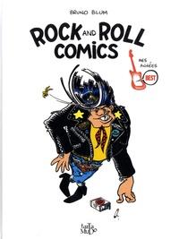 Bruno Blum - Rock and Roll Comics.