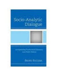 Bruno Boccara - Socio-Analytic Dialogue - Incorporatic Psychosocial  Dynamics into Public Policies.