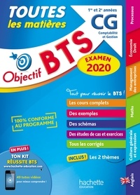Bruno Bonnefous et Jean-Pierre Broutin - Toutes les matières BTS CG.