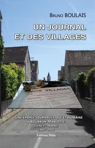 Un journal et des villages - Bruno Boulais pdf epub