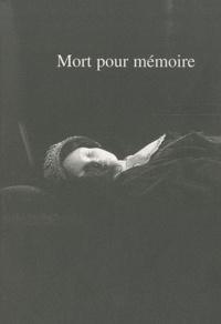 Bruno Boussagol - Mort pour mémoire.