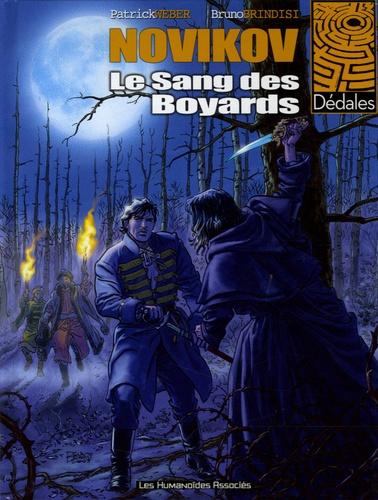 Bruno Brindisi et Patrick Weber - Novikov Tome 2 : Le sang des Boyards.