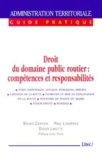 Bruno Cantier et Didier Linotte - .