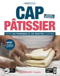 Bruno Cardinale - CAP pâtissier - Toutes les techniques et les recettes illustrées.