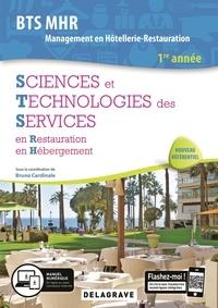 Livres et téléchargement gratuit Sciences et Technologies des Services BTS MHR 1re (Litterature Francaise) par Bruno Cardinale ePub iBook