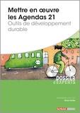 Bruno Carlier - Mettre en oeuvre les Agendas 21 - Outils de développement durable.