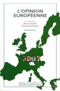 Bruno Cautrès et Dominique Reynié - L'opinion européenne 2002.