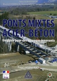 Histoiresdenlire.be Ponts mixtes acier-béton - Un guide pour des ouvrages innovants - Projet national MIKTI Image