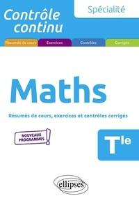 Bruno Ciolfi - Spécialité Maths Tle.